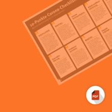 Checkliste für Unternehmen Corona Krise PDF Download