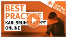 Beste practice Karlsruhe shoppt online