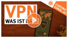 VPN Was ist das?