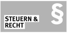 Steuern & Recht Icon