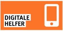 Digitale helfer Icon Orange