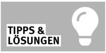 Tipps & Lösungen Icon