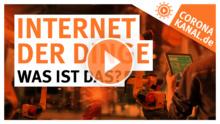 Coronakanal.de Internet der Dinge IOT