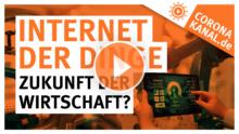 Internet der Dinge Zukunft der Wirtschaft