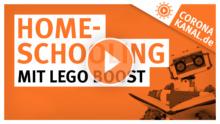 Homeschooling mit Lego Boost